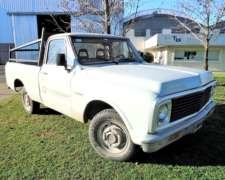 Ideal para Trabajo.vdo Chevrolet C-10 Motor Perkins 4 Diesel