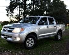 Toyota Hilux 4X4 DX 2.5td