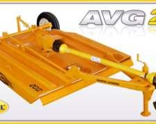 Desmalezadora de Arrastre Grosspal AVG 200