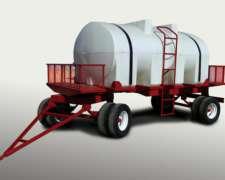 Acoplado Tanque Rotor 8.000 Litros