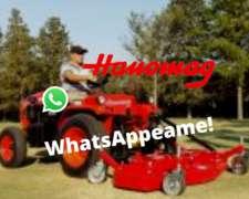 Tractor Hanomag Stark INV2 25hp 2wd Invertido Parque