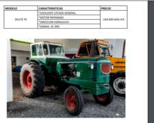 4 Ofertas Tractores Deutz144/70/ax120-mf1615-valmet 1380