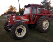 Fiat 980 4wd año 1993 Impecable