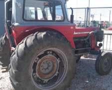 Vendo MF 1078 con Cabina