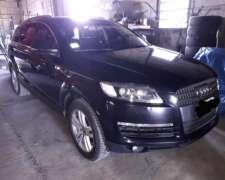 Audi Q7 Excelente Vehiculo