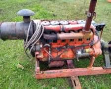 Oportunidad Motor Deutz Vendo Listo para Usar