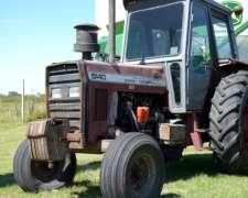 Massey Ferguson 5140 - Doble Salida Hidraulica - Cabina