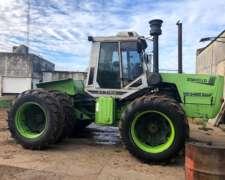 Tractor Zanello 540 con Climatizador y Duales. Buen Estado