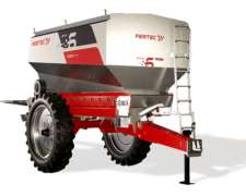 Fertilizadora de Arrastre - F 9500 Serie 6 Data Line
