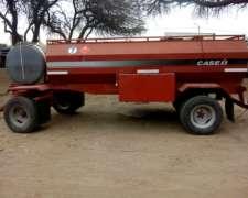 Cisterna Conese - 3.000 Lts. - Bauleras - Dep. Agua