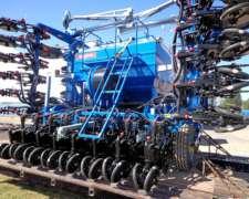 Sembradora Juri MP 3.20 43 Líneas Reparada a Nueva con Placa