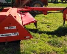 Segadora Yomel 3070 2013 - Condicion Especial