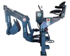 Retroexcavadora OM 910 R
