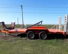 Trailer para Transportar Vehiculos