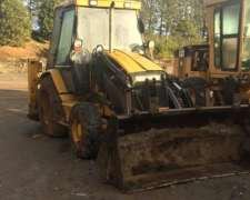Caterpillar 428 C 4X4 Full