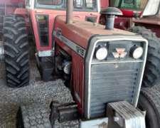 Tractor Massey Ferguson 1215 1988