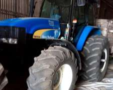 Tractor New Holland TM7030 Mod 2012 Hs 1738hs.