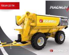 Autodescargable Ascanelli 22 TN