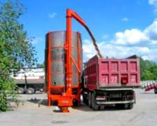 Secadora de Granos Móvil Bernardin-agrex PRT 200m/me