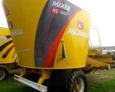 Mixer Vertical Ascanelli de 14 Mts