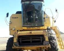 New Holland TC57 año 2000