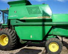 John Deere 1550traccion Simple, Rodado Simple