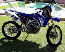 Yamaha WR 450 2009