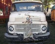 Mercedes 1114 Cabina Dormitorio