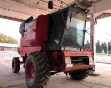 Vassalli V1200 con Motor Deutz