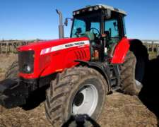 Tractor Massey Ferguson 6480 Año 2008