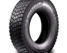 Neumático Michelin 295/80 R22.5 X-multi D
