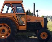 Valmet 985 - Motor MWM