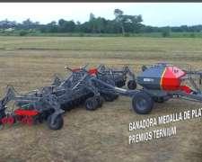 Sembradora Indecar AIR Drill Torflex