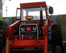 Tractor Massey Ferguson 1185 S año 1984 con Pala