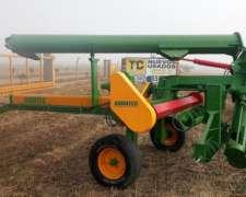 Extractora Agrotec Granos Modelo TR 11.1 Rolo Extensible