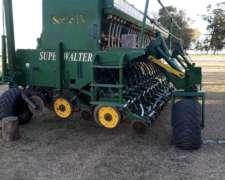 Sembradora Super Walter Combinada