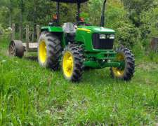 Tractor John Deere 5065 e Doble Traccion