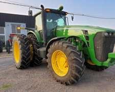 Tractor John Deere 8330 Piloto Automático