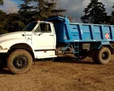 Camión Ford 1400 Volcador