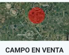 Campo en Venta Pilar