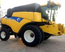 Cosechadora New Holland CR 9060
