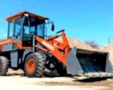 Pala Hanomag Farm H140 C/joystick 2020 Precio Final