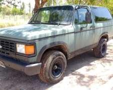 Chevrolet Veraneio 1992 2.5cc