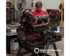 Motor Mercedes Benz 1622 - OM 366a - 220 HP - Reparado