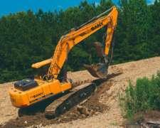 Excavadora Sany Sy215c de 21 Toneladas Desde