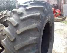 Cubiertas de Tractor Usadas Marca Goodyear 24.5.32 (10 Telas