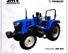 Tractor JMV 804 Nuevo 80hp