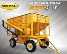 Acoplado Tolva ATV 8-10 - Grosspal