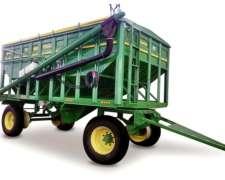 Tolva Semilla Y Fertilizante 16tn Full Agrofenix