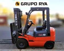 Autoelevador Heli 1800 // Grupo RYA